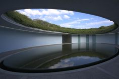 Tadao Ando | Benesse House Oval, Naoshima, Japan
