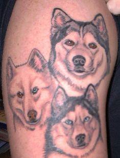 dog tattoos | Dog Tattoo Tattoos Designs The Real Trend - Free Download Tattoo ...