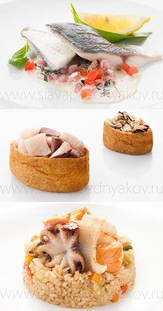 Маленькая Япония. Фотосъемка блюд. Фуд-стилист и фотограф Слава Поздняков.