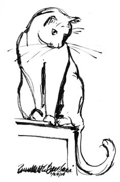 Daily Sketch: Observation