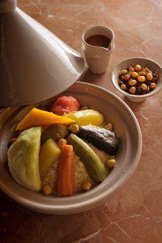 Traditional Couscous - La Sultana
