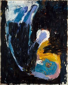 Man of Faith, Georg Baselitz (1983)