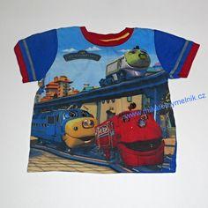 TU chlapecké bavl triko vel 2-3roky kluk
