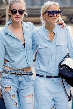 Achados de moda: as peças jeans que você precisa!