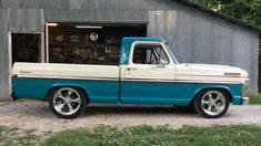 Custom Ford Trucks, Classic Ford Trucks, Ford Pickup Trucks, Hot Rod Pickup, Old Fords, Hot Rod Trucks, Rats, Parfait, Cars And Motorcycles