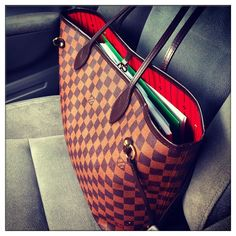 Neverfull Handbag Is Indispensible In Our Everyday Life! Are You? SHOPPING…