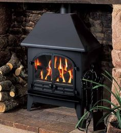 £959.00 Hunter Selene 6D Gas Stove  #gasstove  #traditionalstoves #contemporarystoves #directstoves #canopyoptions #hunterstoves #fuelbedoptions