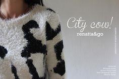 City cow!