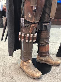 The Mandalorian Costumes: Get Up Close With Expo Photos