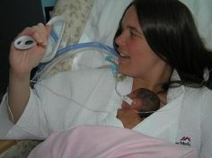 Bonding with Your Preemie through Kangaroo Care by Rachel Pascuale - For more like this visit www.preemiebabies101.com