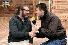 Hallo zum Interview #Alpenzauber #Köln #MediaPark #RTLWest