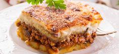 Рецепты греческой, балканской и сербской мусаки