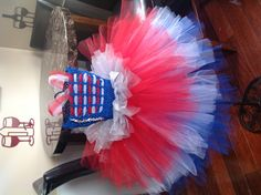 One of my 4th of  July tutus