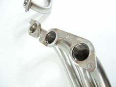 Lamborghini Miura S and SV - Stainless Steel Manifolds (from ch. 610) (1968-72) Detail 1