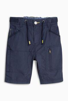 Indigo Cargo Shorts (3-16yrs)