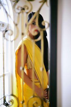 Yellow Saree & Zunera                                                                                                                                                                                 Plus