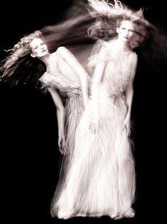 Photography by Alexi Lubomirski  Model - Katrin Thormann @ Women
