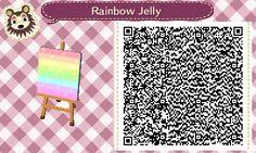Rainbow Jelly Path