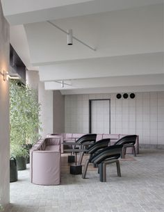 12 Micron Restaurant in Sydney's Barangaroo by SJB Interiors | Yellowtrace