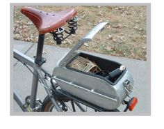 "Stone Cold ""Aluminum Bike Trunk"""