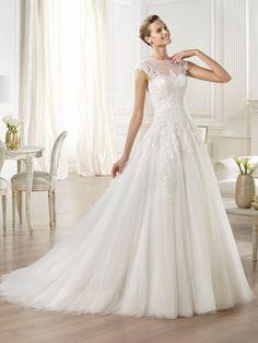 Brautkleider von Top-Marken | miss solution Bildergalerie - Olura by PRONOVIAS