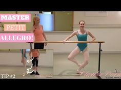 PETIT ALLEGRO JUMP TIPS - YouTube