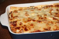LASAGNES CHAMPIGNONS ET JAMBON A LA PARISIENNE Cake Factory, Lasagna, Macaroni And Cheese, Food And Drink, Pizza, Cooking, Ethnic Recipes, Interesting Recipes, Cooking Recipes