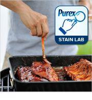Purex Stain Lab: How to Remove Barbecue #Stains - By Tasha Desai, Purex Senior Scientist