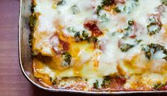 sweet potato lasagna
