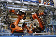"""Mercedes-Benz+Cars+erhält+Auszeichnung+für+wegweisendes+Produktionskonzept+""""Robot+Farming"""""""