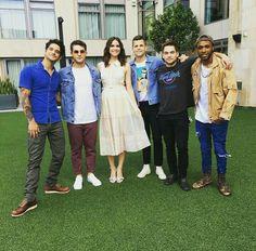 Cast Teen Wolf /Tyler /Shelley /Cody /Charlie/ Dylan/ Khylin