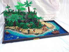 Legos pirate island alquemy 39 s legos pinterest pirates islands and i will - Ile pirate lego ...