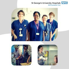St George's University Hospitals Foundation NHS Trust Staff Bank pride themselves on providing high quality temporary staffing cover to their wards and departments. #nurse #nurses #nursing #healthcare