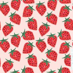 penelope dullaghan — Continuing the fruit patterns. Last week I made a...