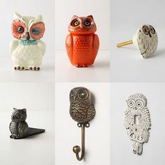The Design House Interior Design: Trend of 2012: Whooo Doesn't Love Owls?