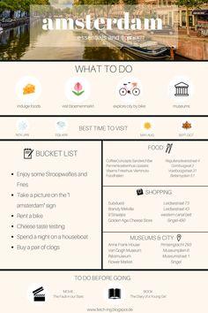 Amsterdam - City Travel Guide