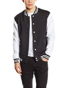 College jacke herren slim fit