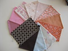 Fabricworm Custom Bundle Blushing Pixies in FAT by fabricworm, $32.50