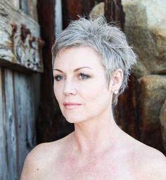 25  Latest Short Hair Cuts For Older Women | http://www.short-hairstyles.co/25-latest-short-hair-cuts-for-older-women.html