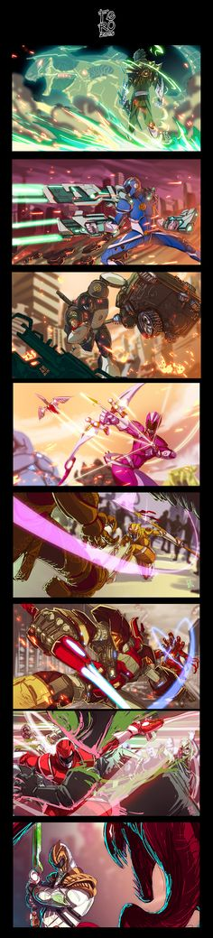 You, Mighty Morphin' Power Rangers by Fpeniche on DeviantArt Power Rangers Fan Art, Power Rangers Comic, Mighty Morphin Power Rangers, Power Rangers Megazord, Character Art, Character Design, Pawer Rangers, Green Ranger, Awesome Anime