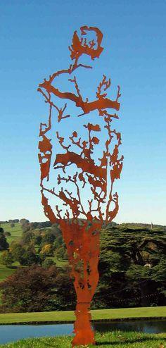 ZADOK BEN-DAVID http://www.widewalls.ch/artist/zadok-ben-david/ #sculpture