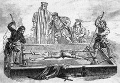 L'Écartèlement 16 techniques de torture qui vont vous faire froid dans le dos : ils en avaient de l'idée au Moyen-Âge !