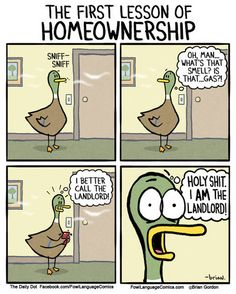 6 Comics That Perfectly Sum Up The Agony Of Owning A Home