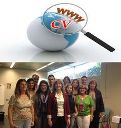 ¡Felicidades chicos! Trabajamos duro, eh??? Algunos de los alumnos del #curso RF10 - Principales WEBs donde albergar el #CV que hice ayer en Barcelona Activa. Centro De Iniciativa Emprendedora Inscripción gratuita a los próximos #cursos: http://w27.bcn.cat/porta22/es/activitats/edit-ws.do?idActivitat=726309 ;-) #BCNTreball #Empleo #BCN #Trabajo #CeliaHil #Ocupació #Treball #Feina #RRHH #Currículum #Currículo #Orientación #OrientaciónLaboral…