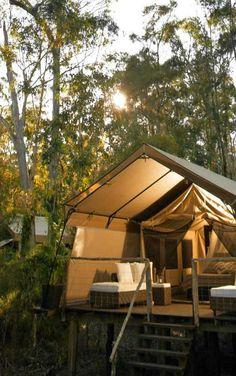 Cozy Tent