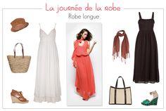 La journée de la robe - Robe longue