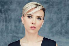<p>Scarlett Johansson.</p>