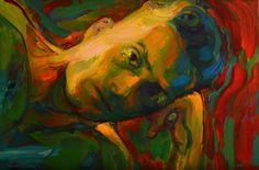 Marcos, óleo-lienzo, 27x41 cm.