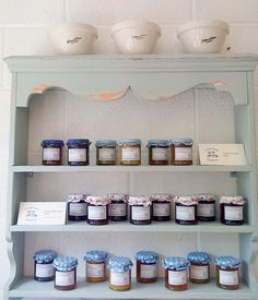 We now have the delicious chutneys and jams homemade by cooks farm.  A taste of devon