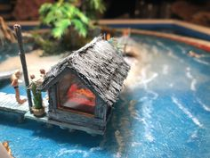Diorama, Outdoor Decor, House, Home Decor, Landscape, Nice Asses, Decoration Home, Home, Room Decor